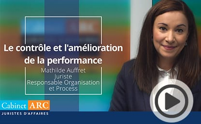 Mathilde Auffret : Contrôle et amélioration de la performance en matière de recouvrement
