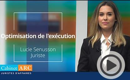 Nos juristes sur le recouvrement judiciaire : L'optimisation de l'exécution