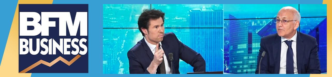 Denis Le Bossé, invité de Good Morning Business le 21 Mai 2020, s'exprime sur les retards de paiement lors de la crise liée à l'état d'urgence sanitaire Covid-19
