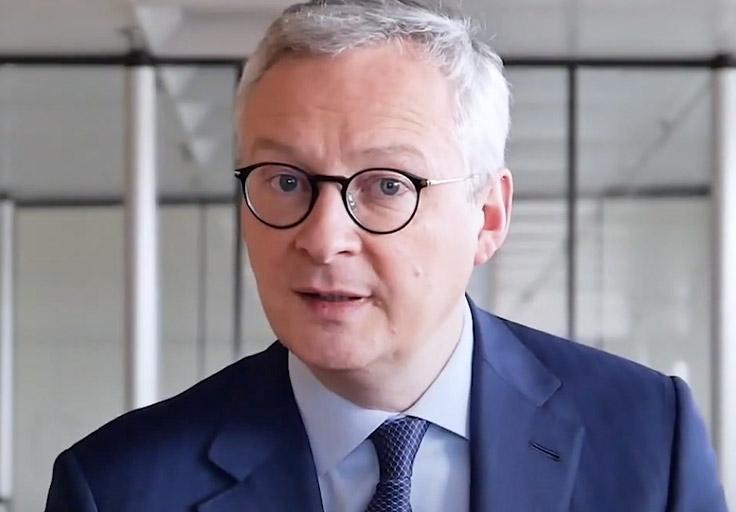 Bruno Le Maire, invité du webinaire Cabinet ARC