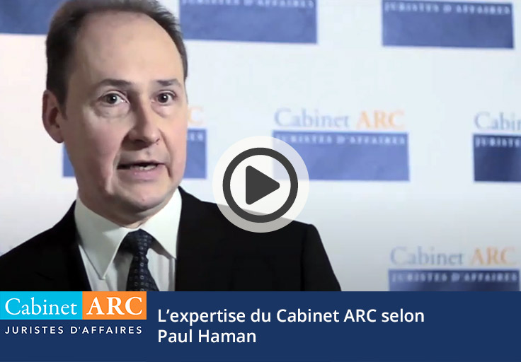 Paul Haman - ACCOR on Cabinet ARC's expertise in recovery