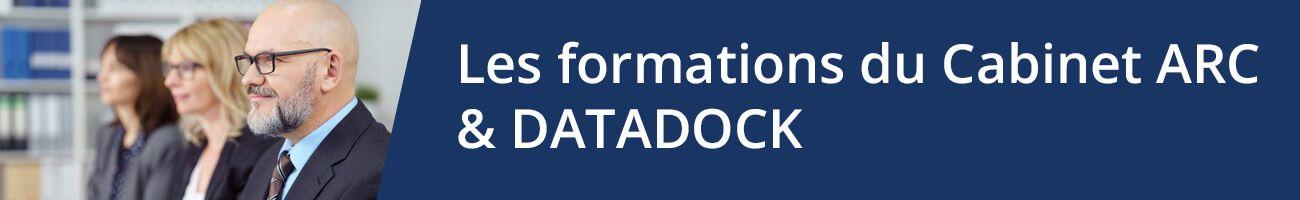 DATADOCK et les formations en recouvrement du Cabinet ARC