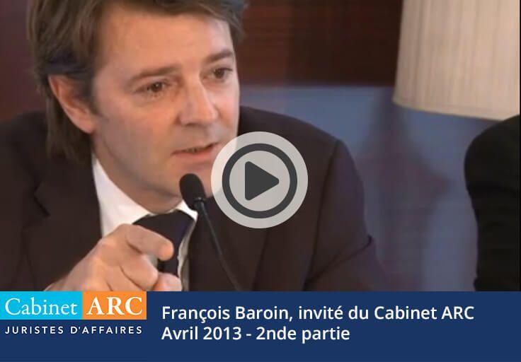 François Baroin, second part