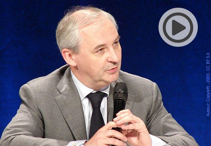 François Pérol, invité du Cabinet ARC en 2015
