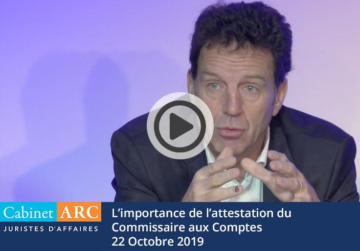 Geoffroy Roux de Bézieux comments on the importance of the Auditor's certificate in the context of late payments during the breakfast debate on October 22, 2019
