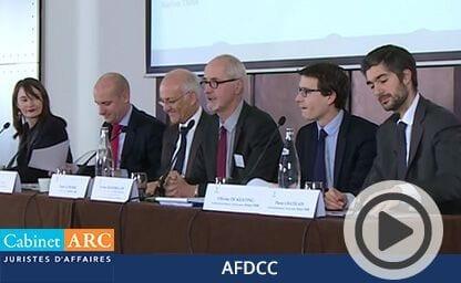 AFDCC sur la procédure de conciliation et de sauvegarde accelerée