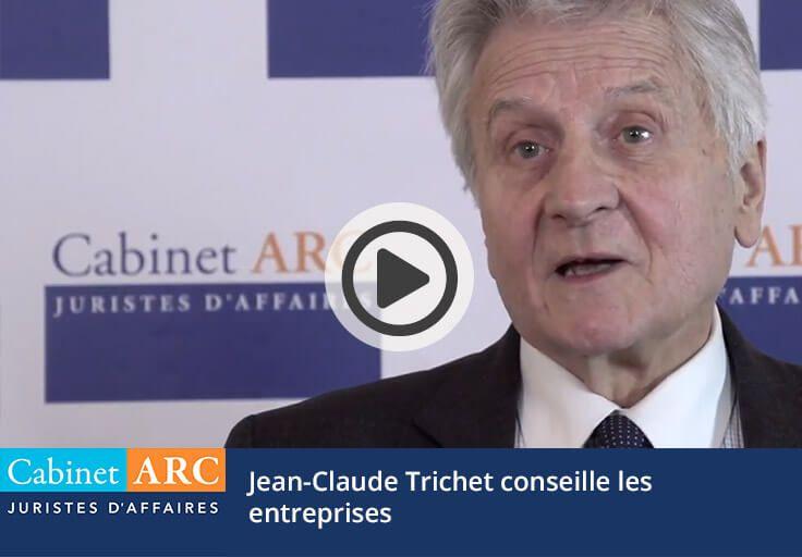 Jean-Claude Trichet advises companies