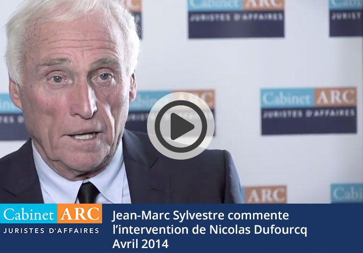Jean-Marc Sylvestre commente les interventions de Nicolas Dufourcq en matière de délais de paiement et recouvrement.