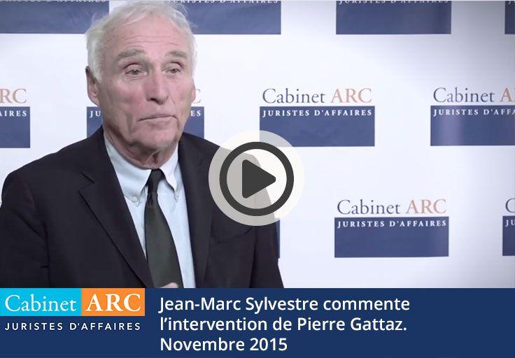 Jean-Marc Sylvestre sur les positions de Pierre Gattaz en matière de délais de paiement et recouvrement