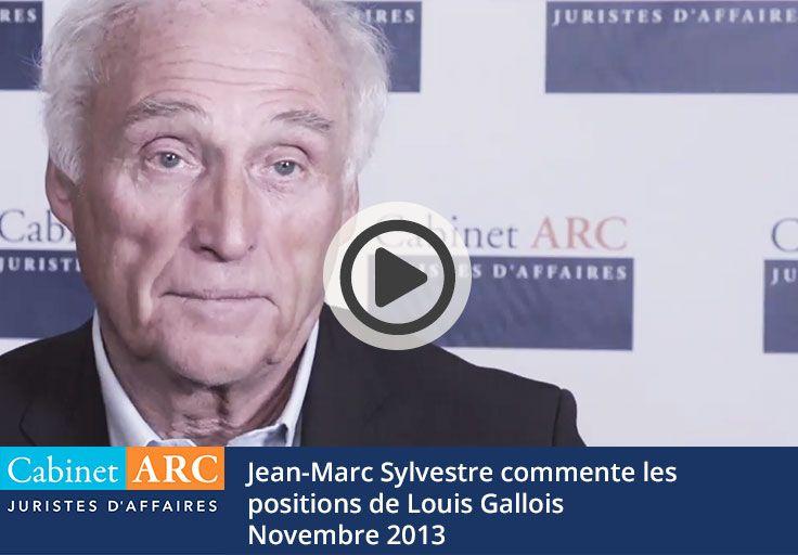 Jean-Marc Sylvestre analyse les positions de Louis Gallois en matière de recouvrement et délais de paiement