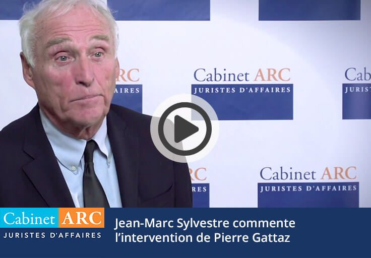 Jean-Marc Sylvestre commente l'intervention de Pierre Gattaz