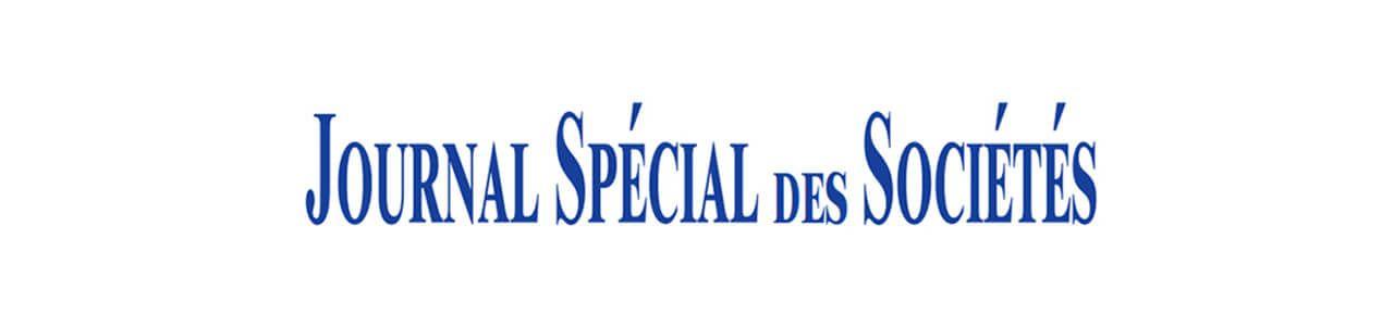 Le Journal Spécial des Sociétés parle de recouvrement, de délai de paiement et du Cabinet ARC
