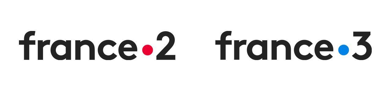 Logo France 2 et France 3 qui parlent des retards de paiement avec Kérine Tran