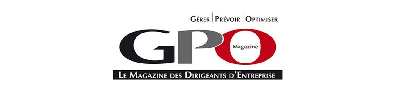 Logo GPO Magazine