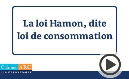 Kérine Tran nous présente la loi Hamon, dite loi de consommation