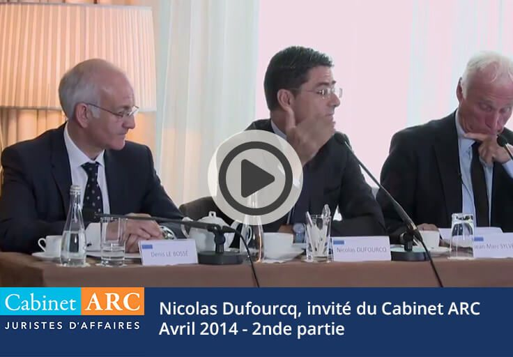 Nicolas Dufourcq about BpiFrance