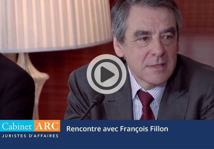 Meeting with François Fillon