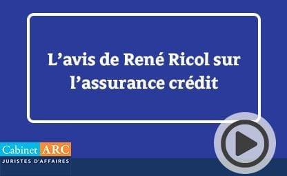 L'avis de René Ricol